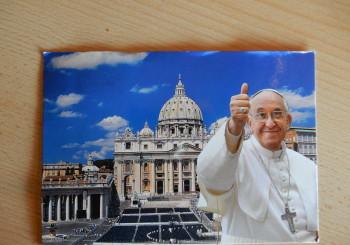 Grüße aus dem Vatikan
