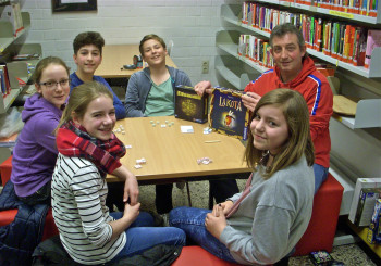 Spieletester im Schülertreff Brilon