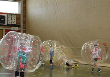 Bubble Soccer in Brilon